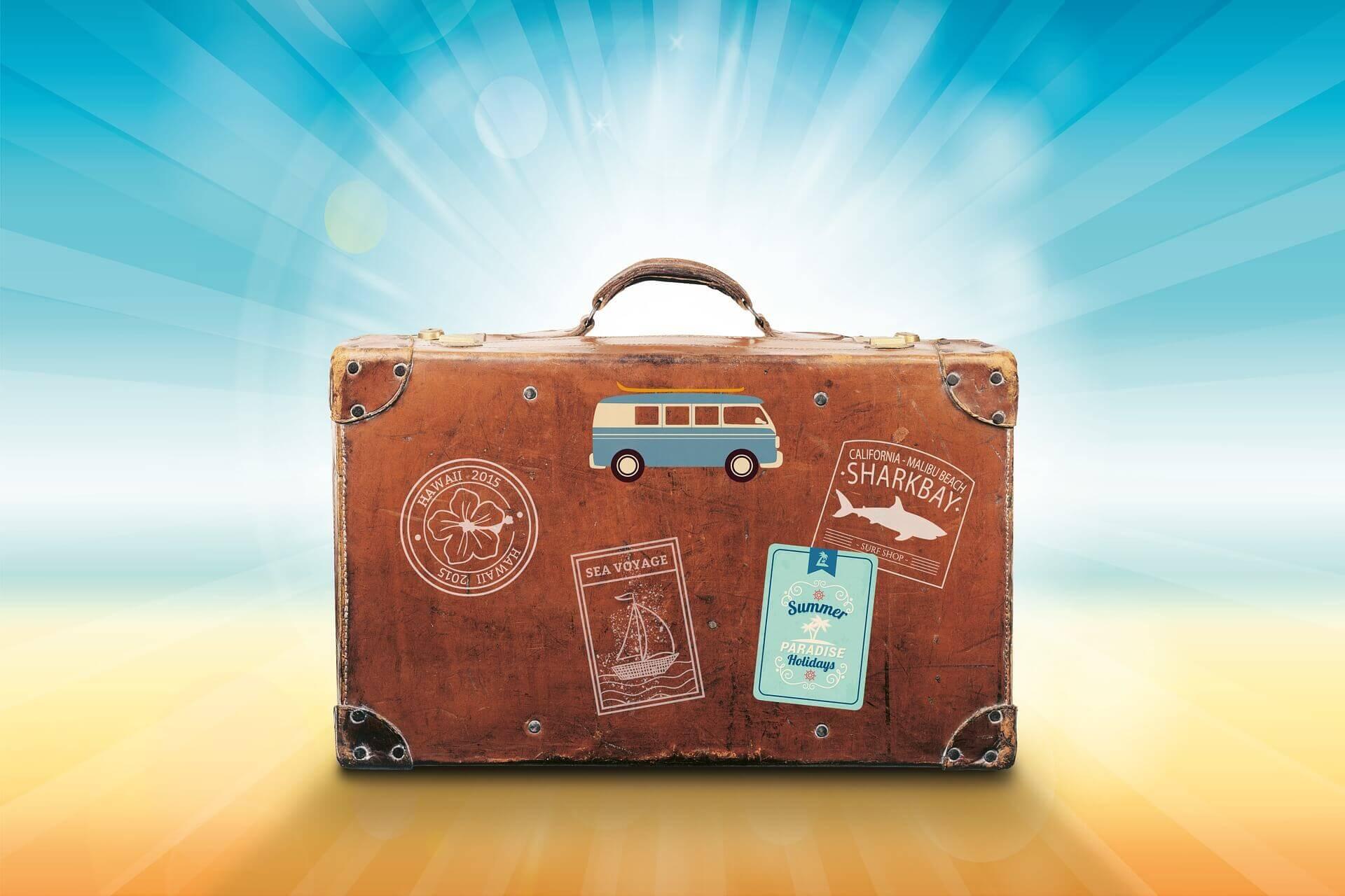 Maleta excursiones low cost