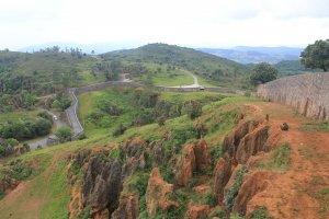 Imagen del parque natural de Cabárceno para repostar al mejor precio con Parkifast