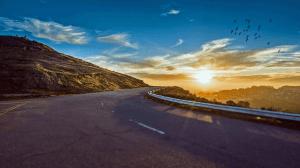 Qué es GNC: carretera para viajar