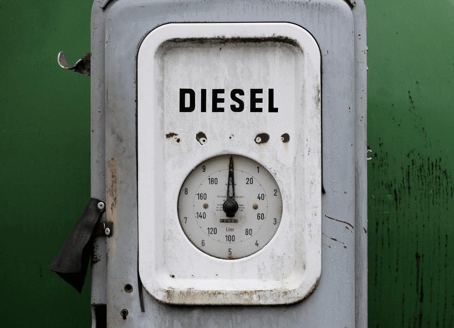 Surtidor diesel para Adblue