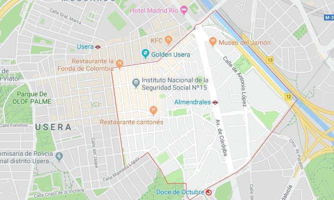 Zona Ser Madrid Mapa 2019.Donde Aparcar Gratis En Madrid Zonas Y Trucos Para Aparcar